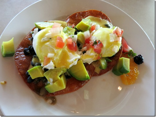 Huevos Rancheros Sun Up Cafe Mooresville