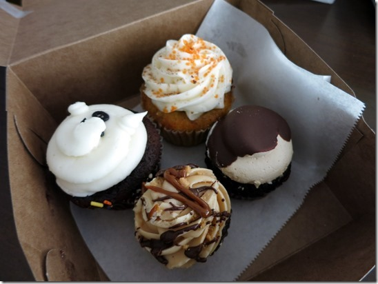La Patisserie Mooresville Cupcakes
