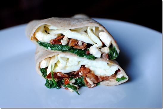 Make At Home - Starbucks Spinach Feta Wrap Recipe