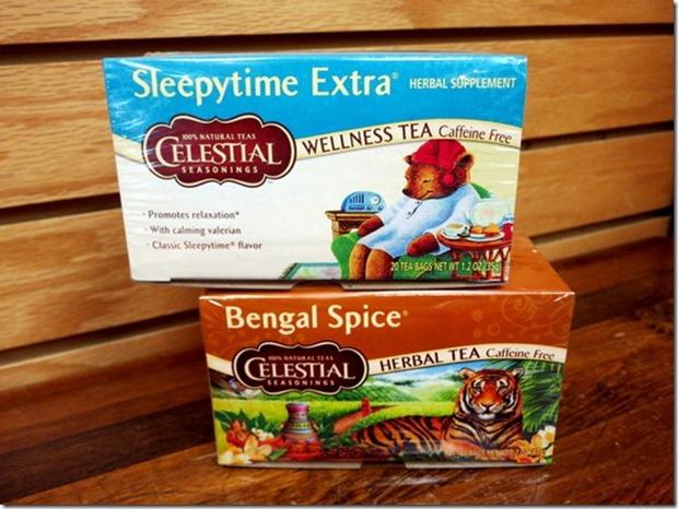how to prepare sleepytime tea
