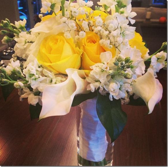 Wedding Bouquet Recreation Gift