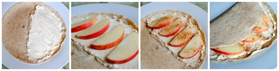Apple Cinnamon Tortilla
