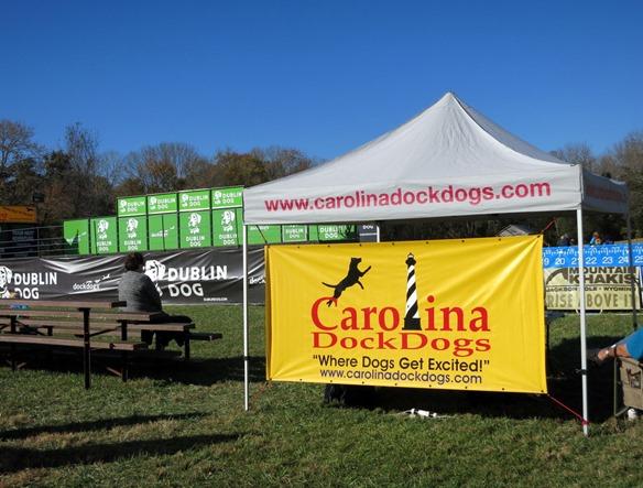 Carolina Dock Dogs Event