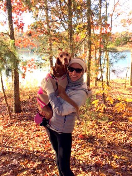 Leslie and Sadie