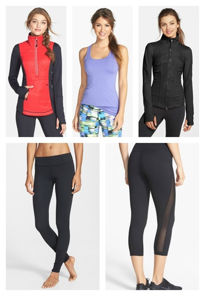 Nordstrom Sale Fitness Finds