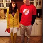 Sheldon and Amy Costume