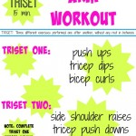15 Minute Arm Workout