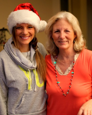 Mother Daughter Christmas