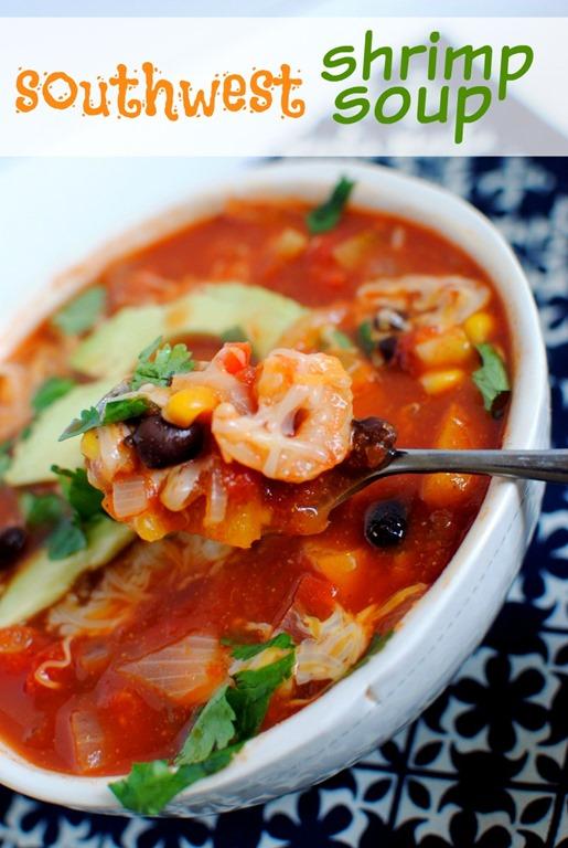 ... cold tomato summer vegetable soup cold southwestern corn and shrimp