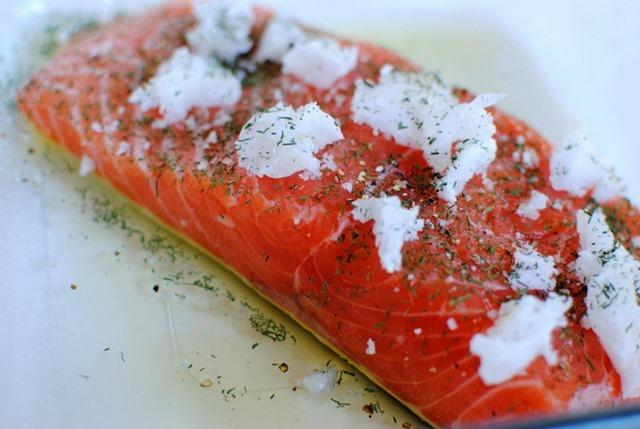 Coconut Butter Salmon Recipe