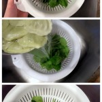 Easy Way to Wilt Fresh Spinach