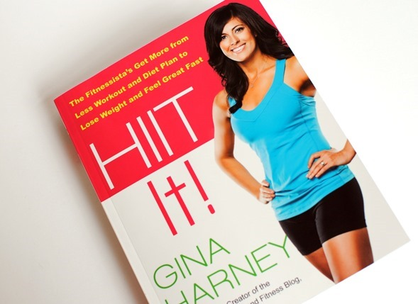 Fitnessista Book HIIT It