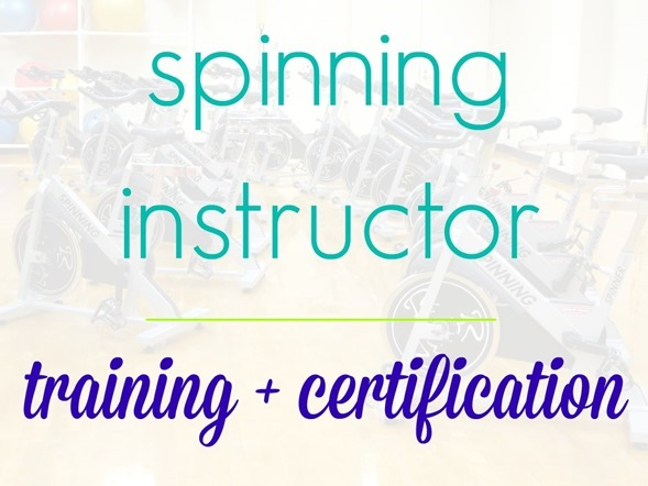Spinning Instructor Certification Overview Peanut Butter Fingers