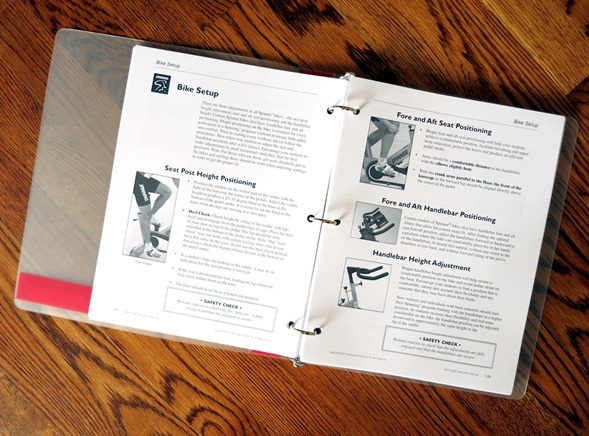 Spinning Instructor Manual