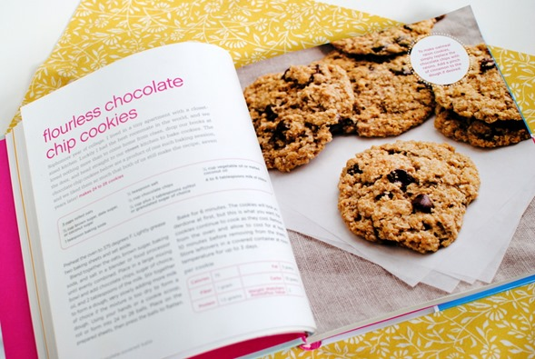 flourless chocolate chip cookies by chocolate covered katie