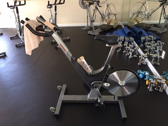 keiser spin bike