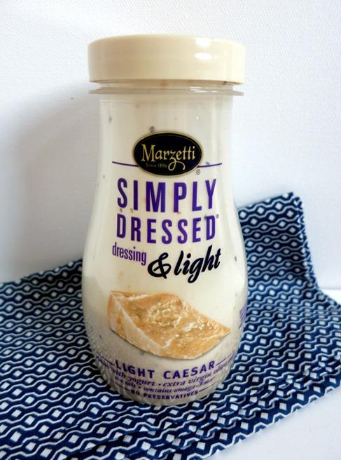 light caesar dressing