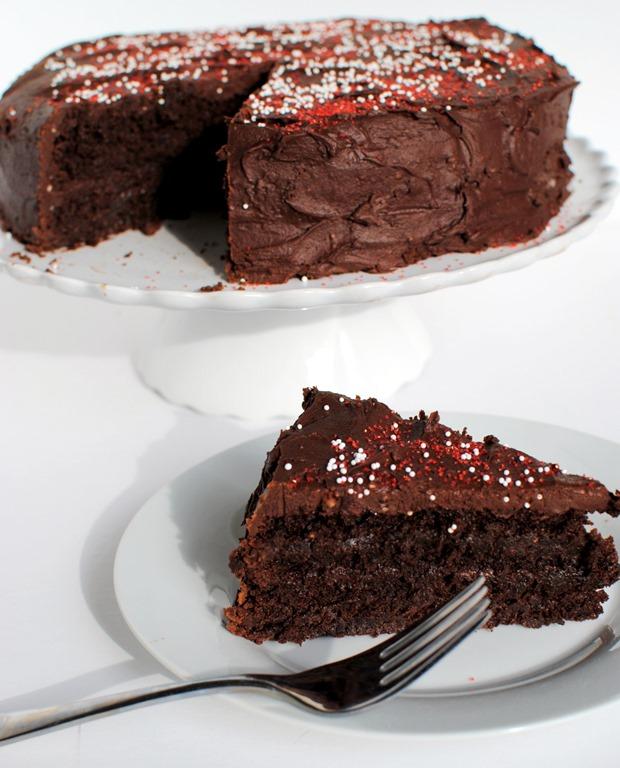 """Gluten-Free HERSHEY'S """"Perfectly Chocolate"""" Chocolate Cake ..."""
