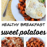 Healthy Breakfast Sweet Potatoes