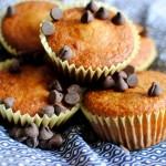 Paleo Orange Chocolate Chip Muffins