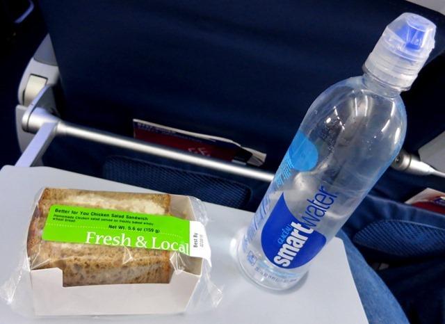 airport food