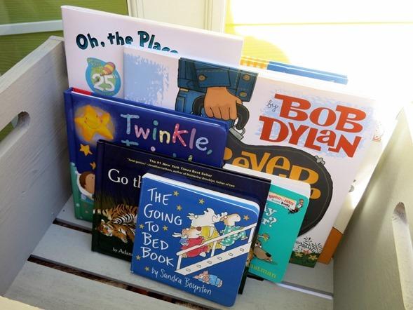 baby shower books