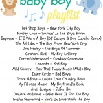 Baby Boy Playlist