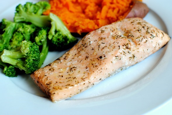 Lemon Marinade for Salmon -- Easy Recipe