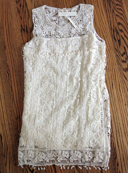 LoveStitch Lace Dress