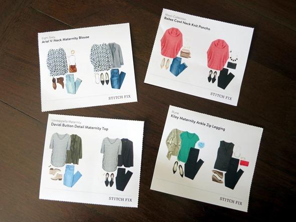 Stitch Fix Maternity Clothing