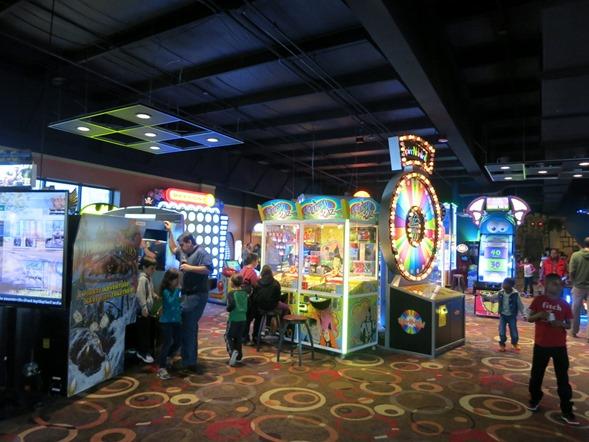 arcade huntersville