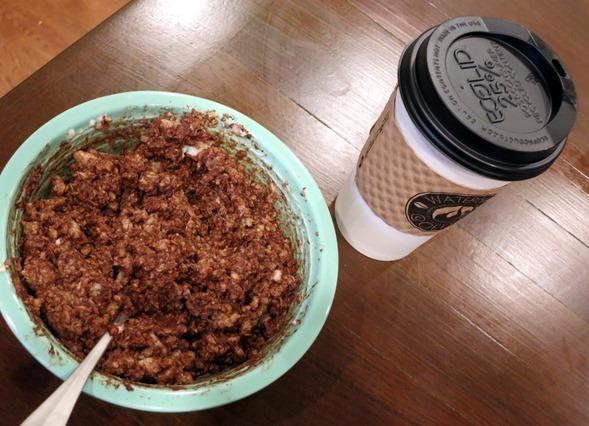chocolate egg white oats
