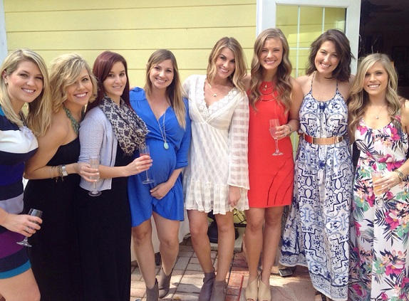 leahs baby shower