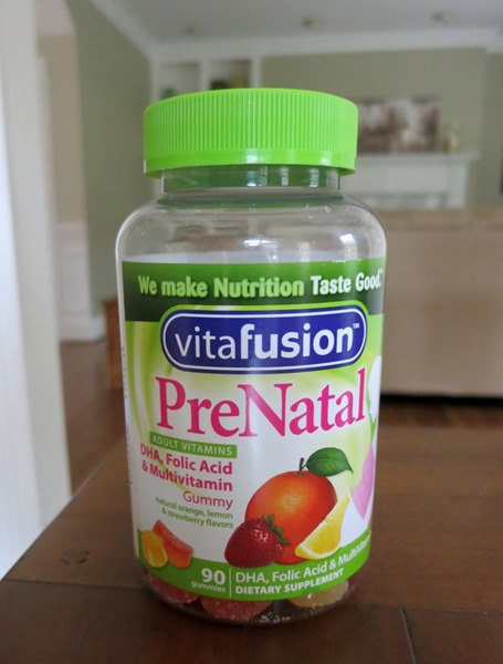 prenatal gummies