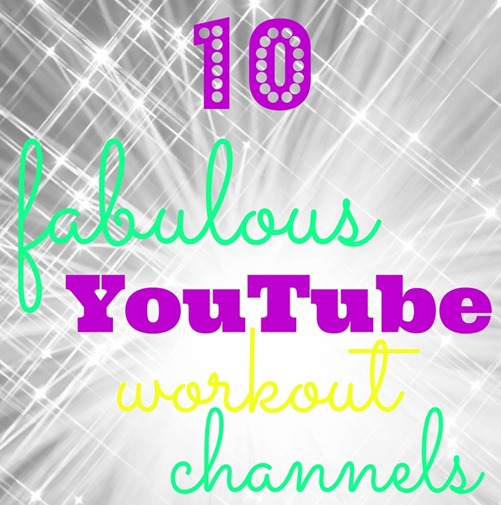 10 Awesome YouTube Workout Channels