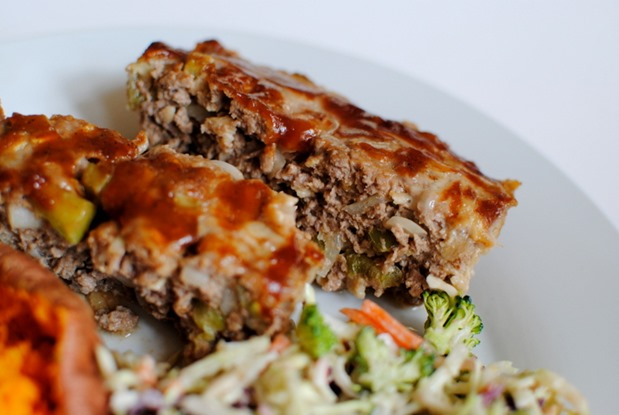 BBQ Meatloaf Recipe