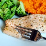 Easy Lemon Dill Salmon