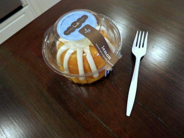 Nothing Bundt Cakes Lemon Cake