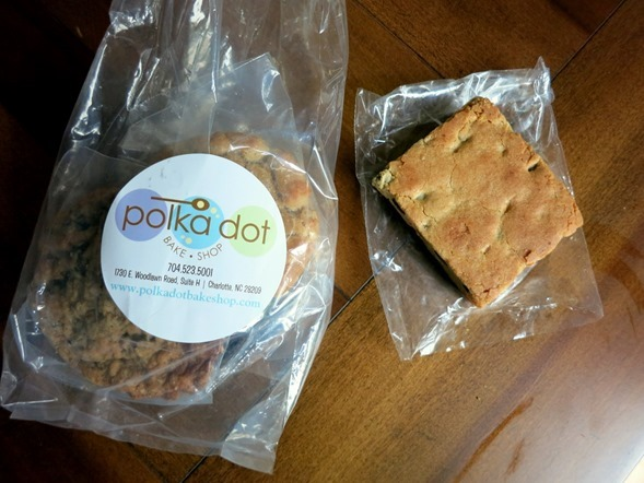 Polka Dot BAke Shop Charlotte