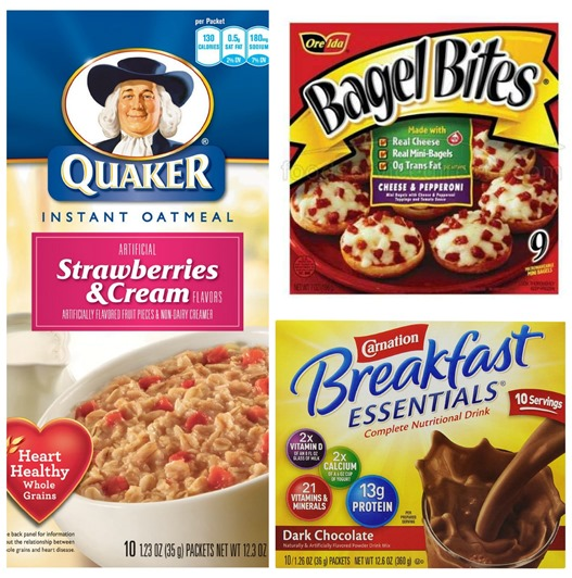 after school snacks of the 90s
