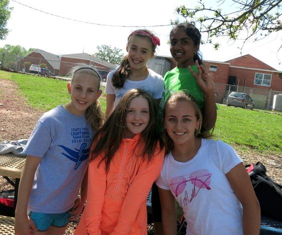 girls on the run practice 5k ideas