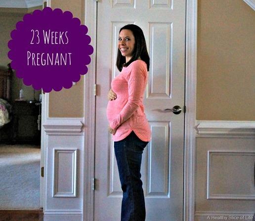 A Healthy Slice of Life Pregnancy