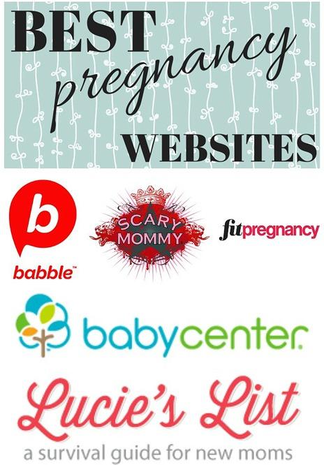 Best Pregnancy Websites