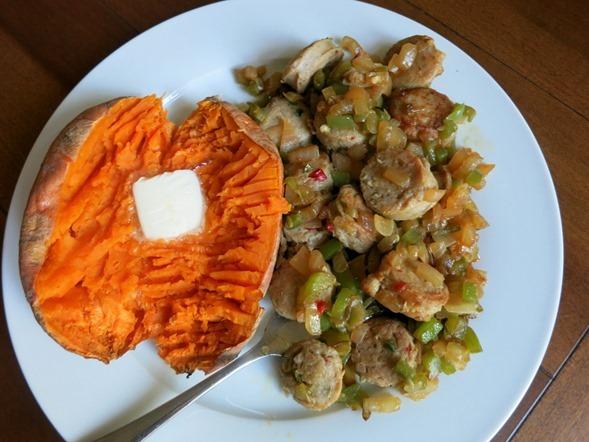Easy Healthy Dinner