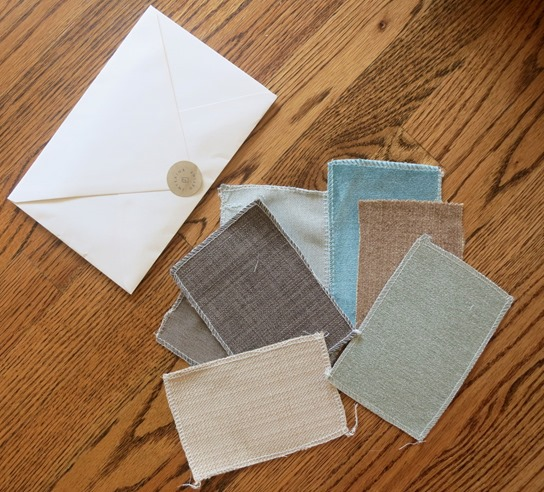 Free Fabric Swatches