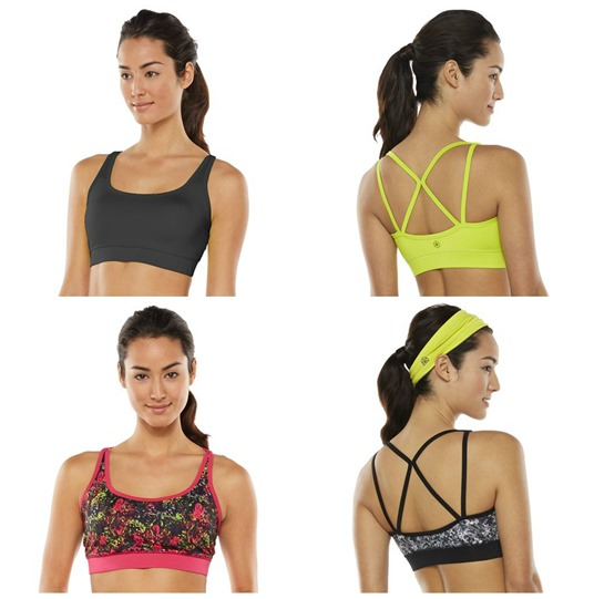 Gaiam Yoga Sports Bra
