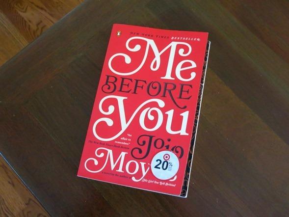 Me Before You Book Jojo Moyes