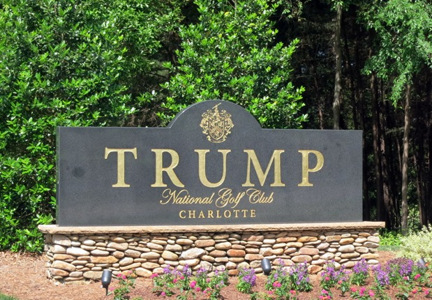 Trump Golf Club Charlotte