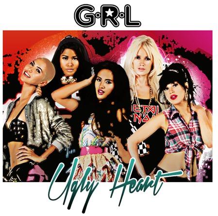 Ugly Heart GRL