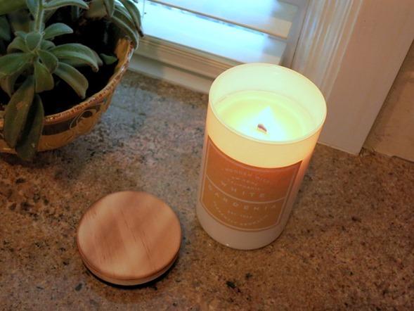 gardenia candle